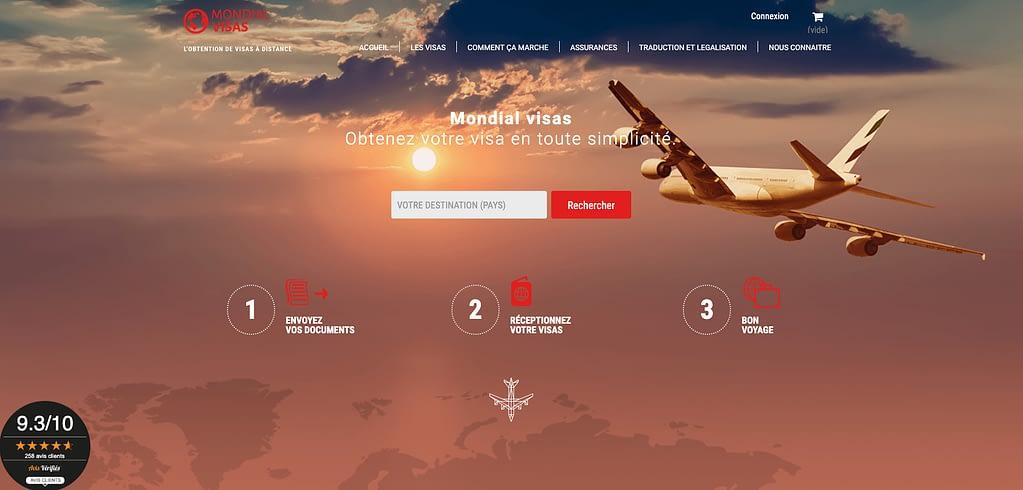 site prestashop mondial visa