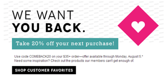 exemple coupon birchbox